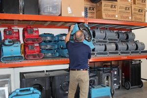 Water and Sewage Removal Equipment